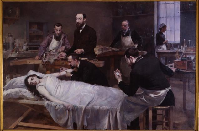 Courtesy Musée de L'Histoire de la Médecine